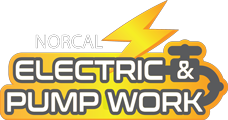 Norcal Electric & Pump Work Logo